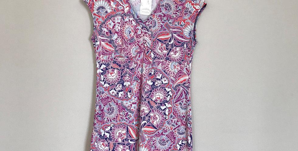 Title Nine Floral Dress, Size M