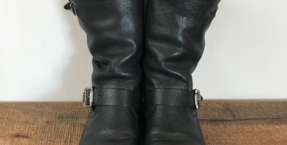 Frye Veronica Short Boots, Size 8