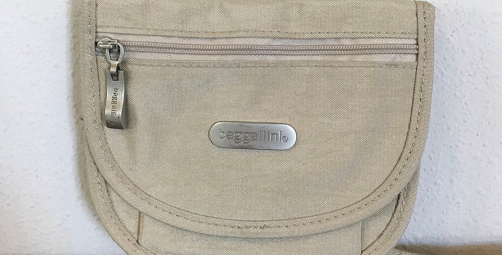 Baggallini Mini Nylon Crossbody + Belt Bag