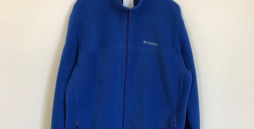 Columbia Fleece Jacket, Size 1X