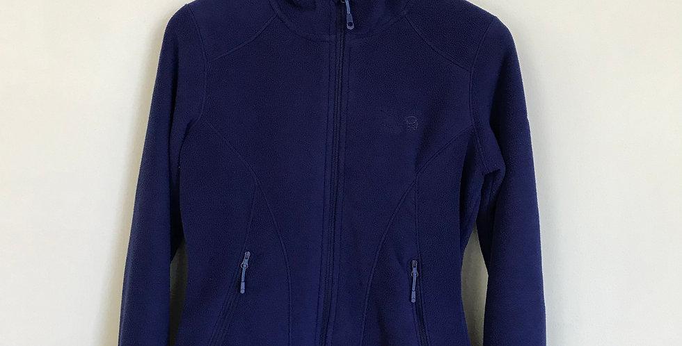 Mountain Hardwear Fleece Hoodie, Size XS