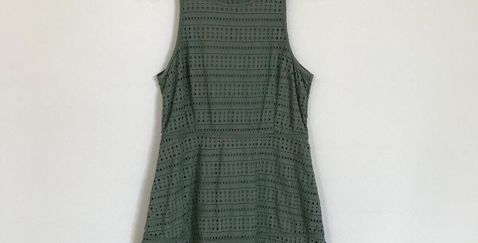 Gap Eyelet Dress, Size M