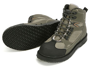 Daiwai Wading Boots manufactured by Funi