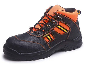Steel Head safety shoes maunfactured by