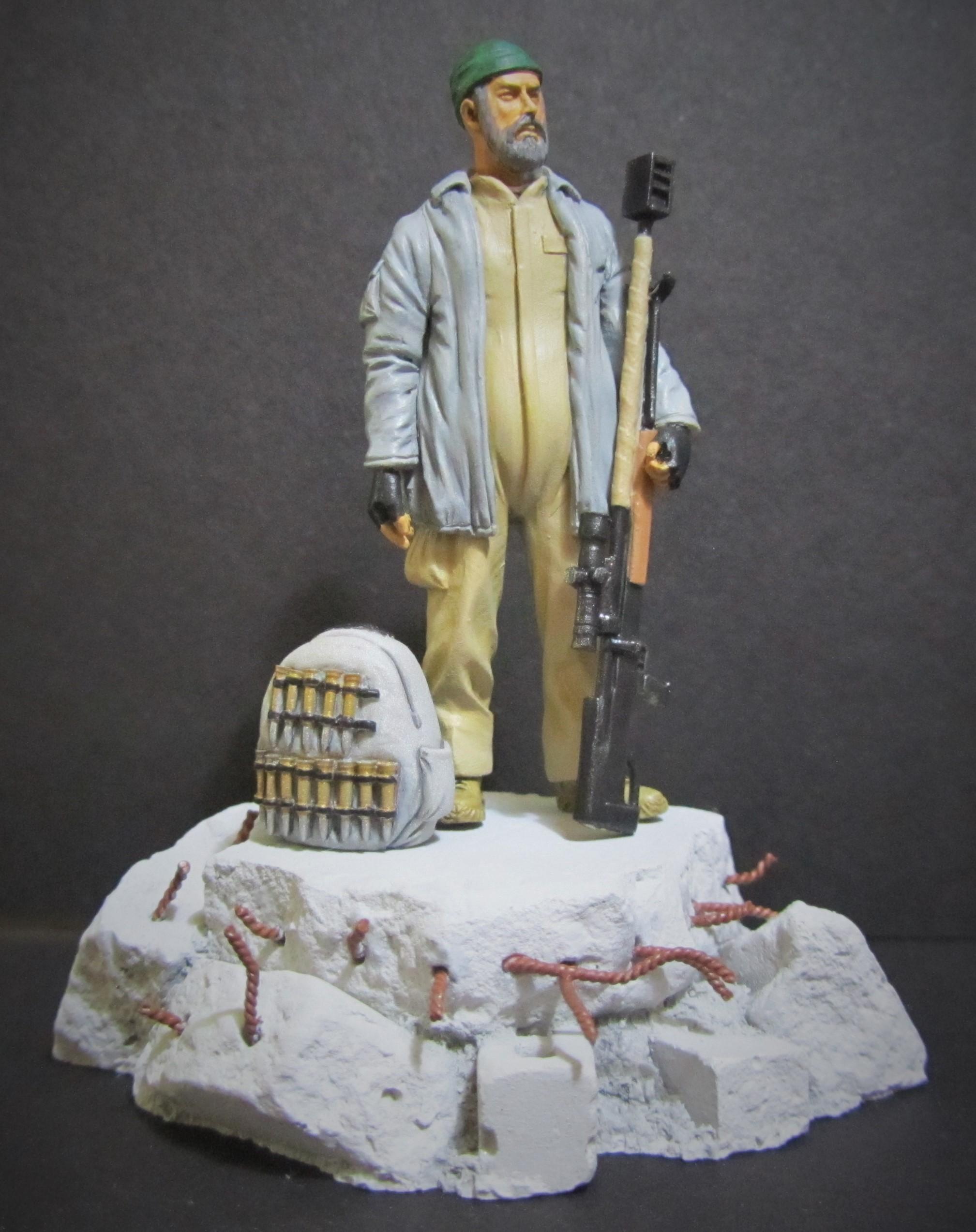 The Silver sniper