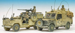 Airfix Landies by Andrew Attwood