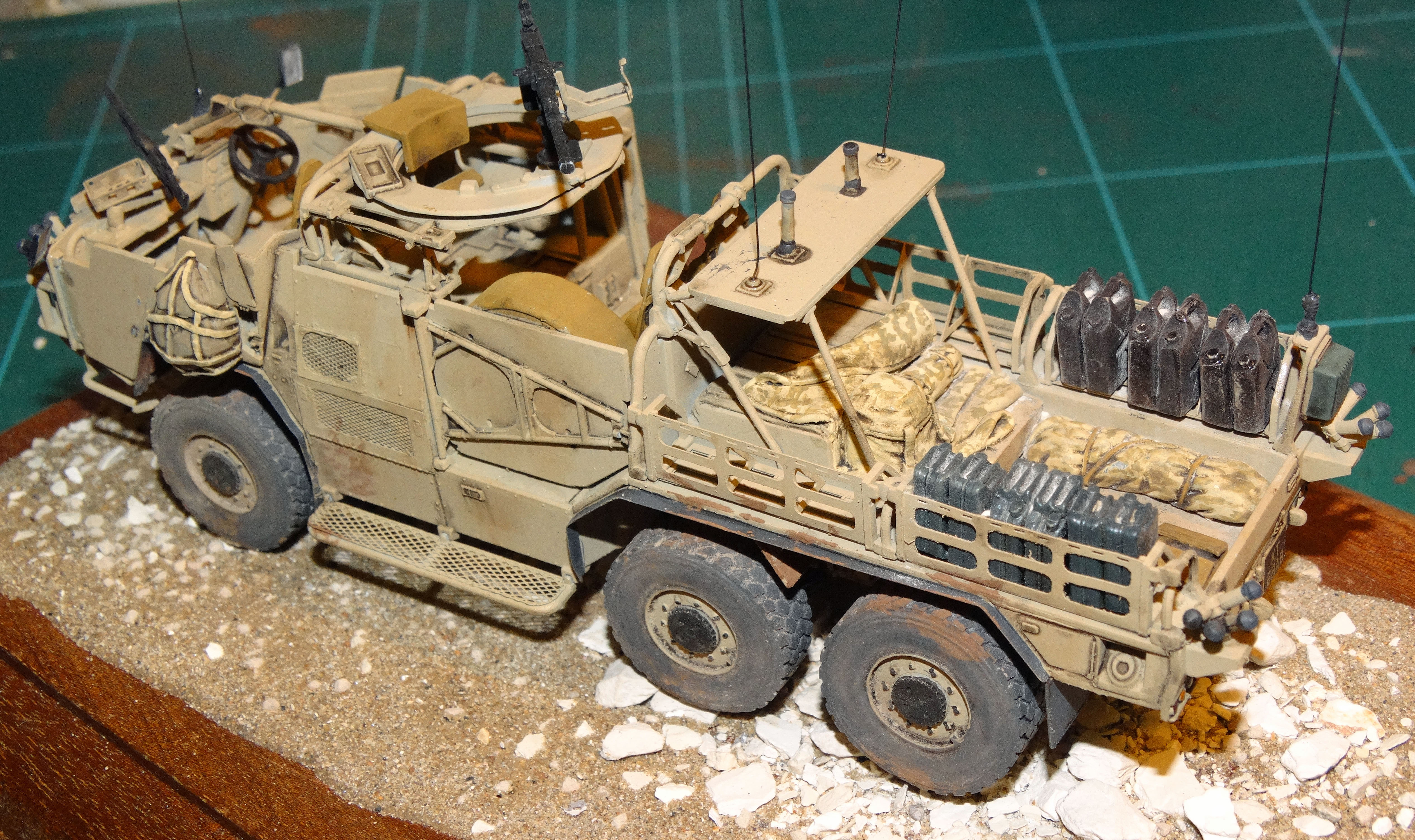 Airfix Coyote by Neil Pepper