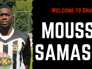 Moussa Samassa Signs!
