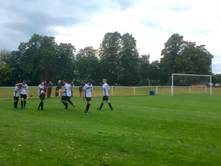 Youthful Reserves off to a flying start!