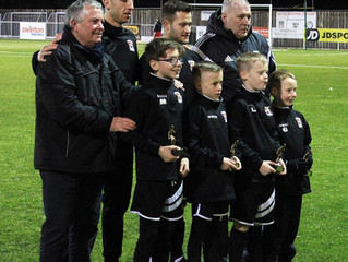 Academy Players of the month!