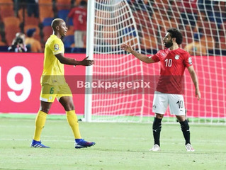 Alec Mudimu takes on Egypt