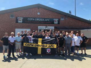 Druids travel out to Lithuania