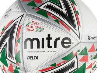 Welsh Premier League - Mitre Football