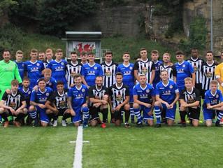 Druids 4-0 Albion (Charity Match)