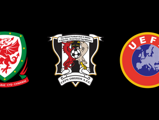 Druids secure FAW & UEFA Licence