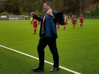 Huw Griffiths named Dafabet WPL Manager of the Month