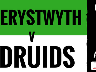 Druids travel to Aberystwyth