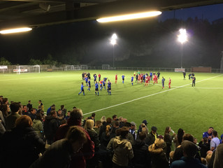 Cefn Albion secure Cup win at The Rock