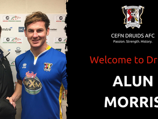 Morris signs for the Ancients