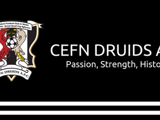 Druids Roar in NEWFA Cup!