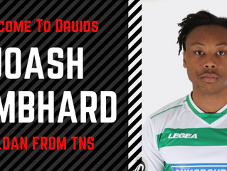 JOASH NEMBHARD JOINS ON LOAN