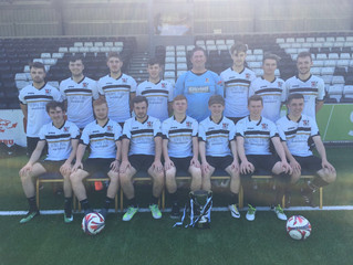 2016/17 Reserves Squad Photos