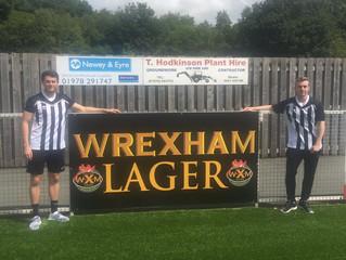 NEW SIGNINGS | Welcome Ben Burrows & Ilan ap Gareth