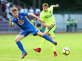 FK Trakai 1-0 Druids
