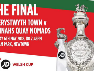 Druids fan?.. Why you'll be backing Nomads in the cup!