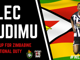 Alec Mudimu back in action for Zimbabwe