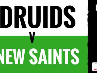 TOMORROW | Druids V TNS