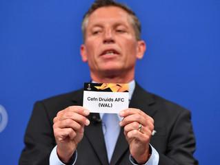 Europa League R1 & R2 draw