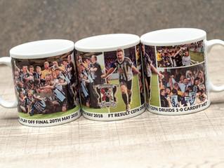 *NEW* - Commemorative Mugs