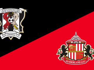 Sunderland AFC V Druids AFC ... Christmas 1888