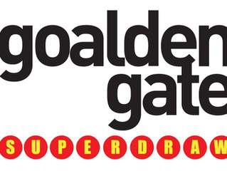 Goalden Gate Superdraw - Sign up today!