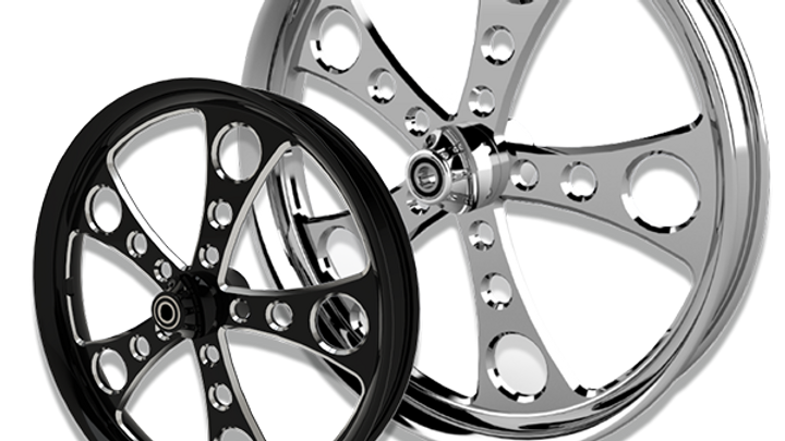 Simply Sinister Wheel
