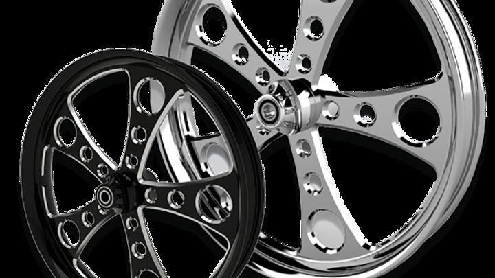 Simply Sinister Rear Wheel