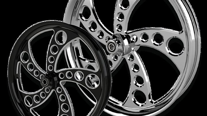 Silencer Rear Wheel