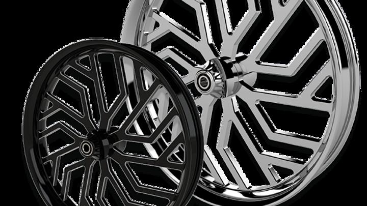 Legacy Rear Wheel