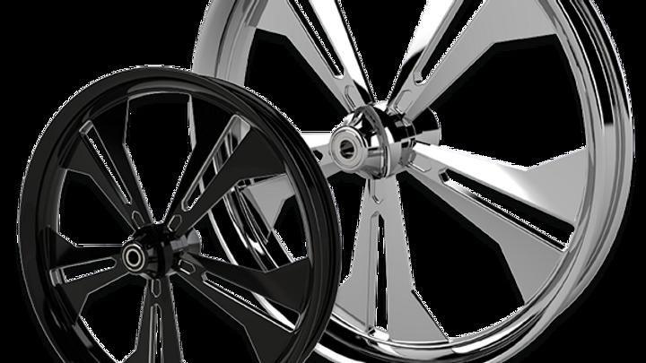 Eclipse Rear Wheel