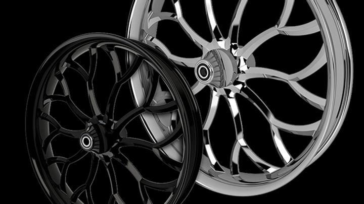 Castalia Rear Wheel