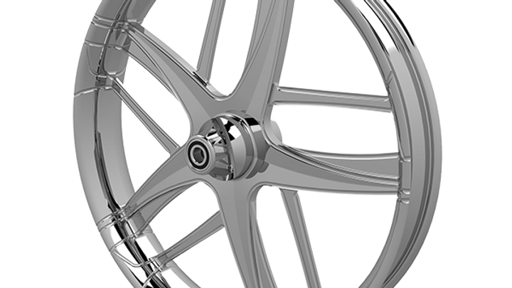 Tesler Rear Wheel