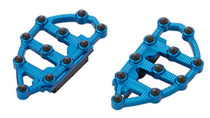 Ness MX Passenger Floorboards - Blue
