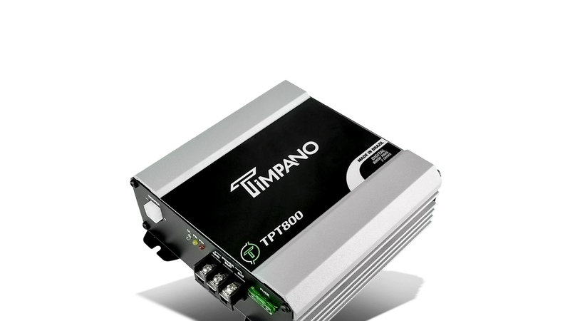 Tampino-TPT-800.2  class d 1 channel amplifier