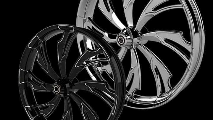Guinzu Rear Wheel