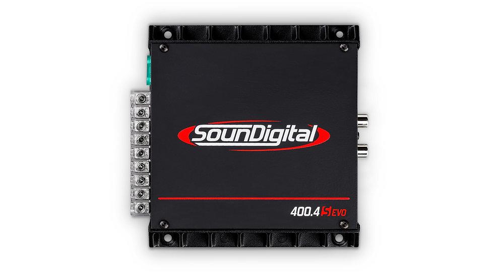Soundigital SD400.4S EVOII