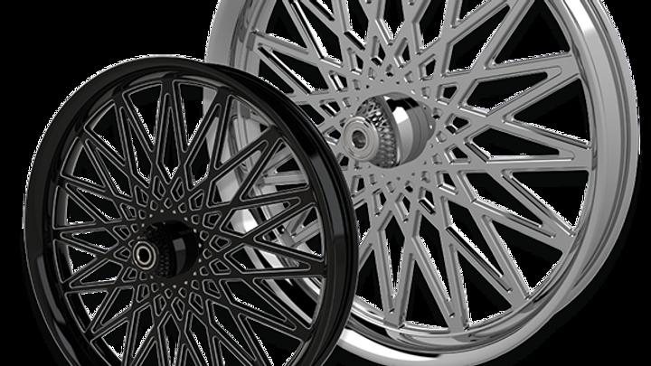 Gasser Rear Wheel