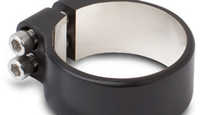 Super Clamps for Slip-on Mufflers - 2-1/2″ - Black
