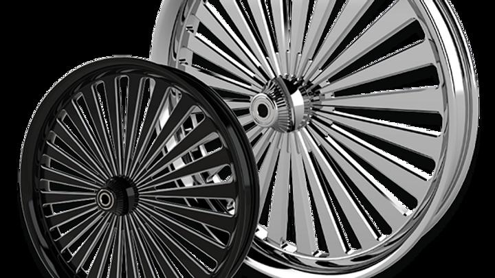 Penthouse Rear Wheel