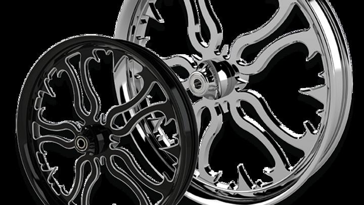 Revolution Rear Wheel